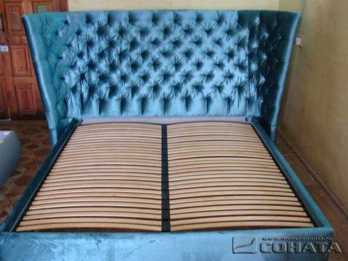 Кровать для наших заказчиков в Москве.