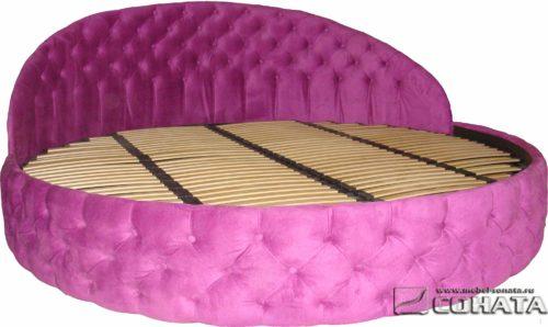 """Кровать """"Луиза"""" с изменённым дизайном."""