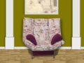Кресло клик кляк со съёмным чехлом