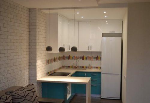 Кухня 2 от магазина Соната