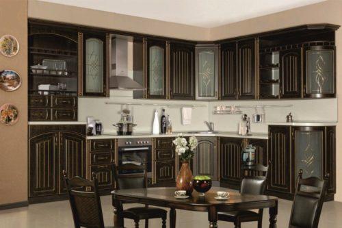 Кухня 28 от магазина Соната