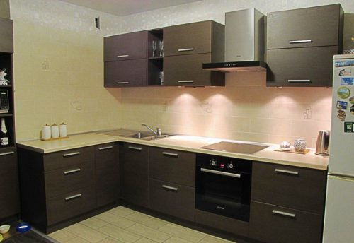 Кухня 36 от магазина Соната